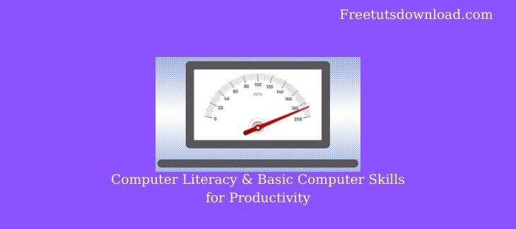 Computer Literacy & Basic Computer Skills for Productivity
