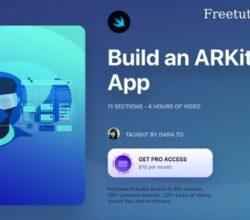 Designcode – Build an ARKit 2 App