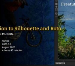 FXPHD – SIL101 – Introduction to Silhouette and Roto