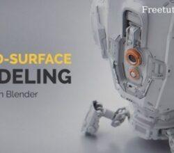Hard Surface Modeling in Blender