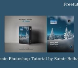 Laponie Photoshop Tutorial by Samir Belhamra