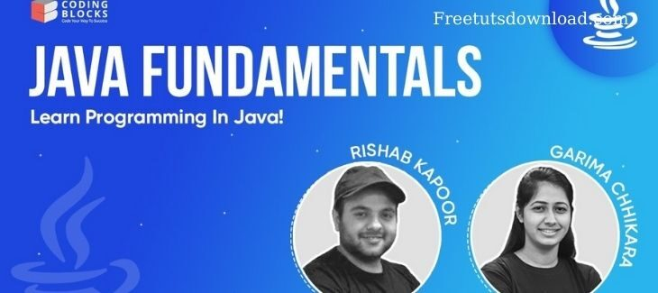 Learn Java Fundamentals By Coding Blocks free download