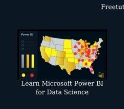 Learn Microsoft Power BI for Data Science