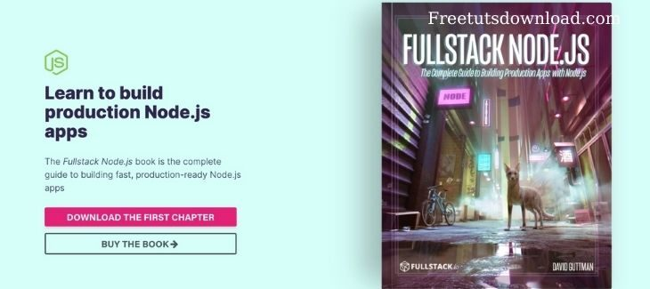 [Newline.Co] Fullstack Node.Js - The Complete Guide To Building Production Apps With Node.Js