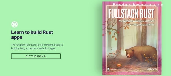 [Newline.Co] Fullstack Rust The Complete Guide To Building Apps With Rust