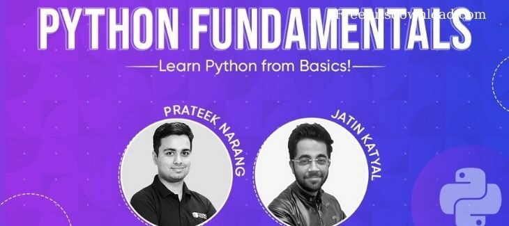 Python Fundamentals By Coding Blocks