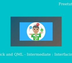 Qt Quick and QML - Intermediate : Interfacing to C