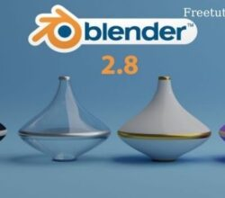 Skillshare Tutorials – Blender 2.8 Your first day – get the basics right