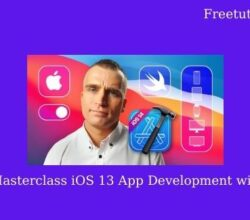 SwiftUI Masterclass iOS 13 App Development with Swift 5