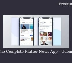 The Complete Flutter News App