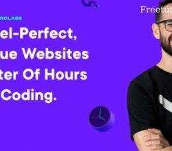 The Webflow Masterclass - Learn how to build websites with Webflow