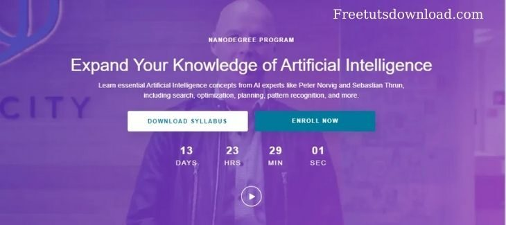 Udacity - Expand Your Knowledge of Artificial Intelligence