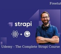 Udemy - The Complete Strapi Course