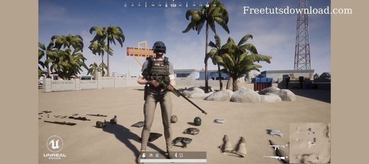 Unreal Engine 4 Game Develop: Battle Royale with Blueprint