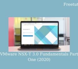 VMware NSX-T 3.0 Fundamentals Part One (2020)