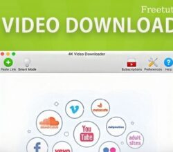 4K Video Downloader Free Download with License Key