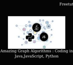 Amazing Graph Algorithms : Coding in Java,JavaScript, Python
