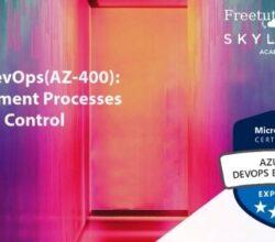 Azure DevOps (AZ-400) Development Processes & Source Control