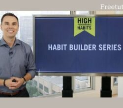 Brendon Burchard – High Performance Habit Builder Series