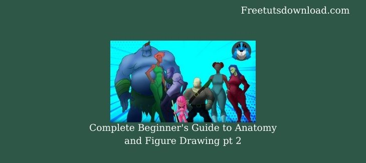 Complete Beginner's Guide to Anatomy and Figure Drawing pt 2
