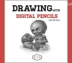 Drawing with Digital Pencils - Will Terry