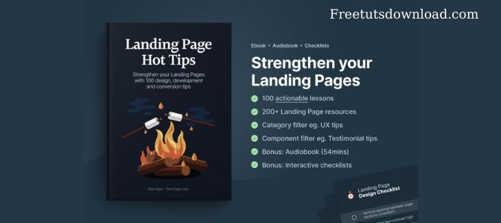 [Ebook] Rob Hope - The Landing Page Hot Tips