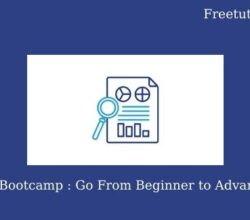 PostgreSQL Bootcamp Go From Beginner to Advanced, 60+hours