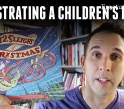 Illustrating Children's Books - Will Jake