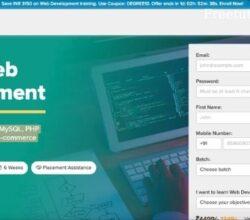 Internshala Trainings - The Online Web Development