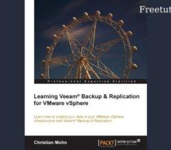 Learning Veeam Backup - Replication for VMware vSphere
