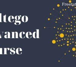 Maltego Advanced Course (Worth 499€)