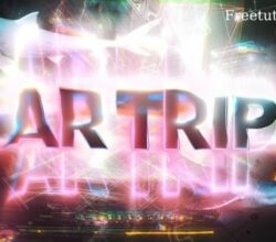 Motion Design School - AR Trip