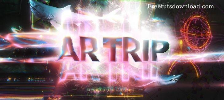 Motion Design School - AR Trip
