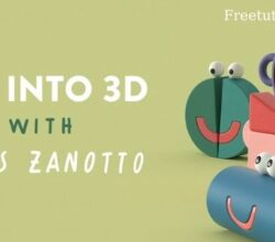 Motion Design School - Get into 3D with Lucas Zanotto