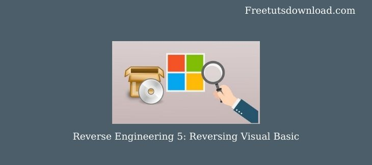 Reverse Engineering 5 Reversing Visual Basic