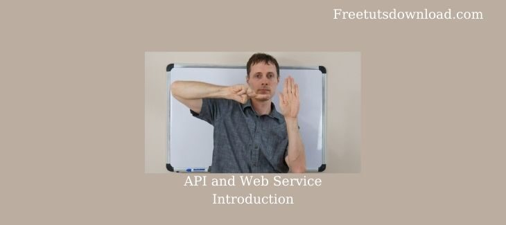 API and Web Service Introduction