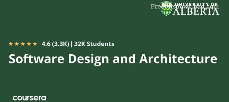 Coursera - Software Design and Architecture Specialization
