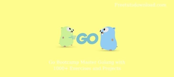 Go Bootcamp Master Golang with 1000+ Exercises and Projects