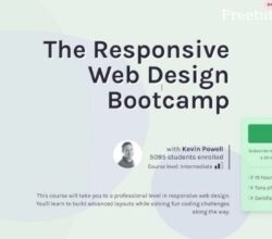 Kevin Powell - The Responsive Web Design Bootcamp