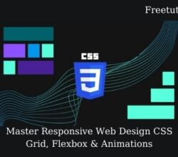 Master Responsive Web Design CSS Grid, Flexbox & Animations