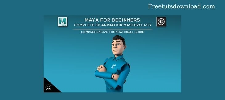 Maya for Beginners Complete 3D Animation Masterclass