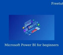 Microsoft Power BI for beginners