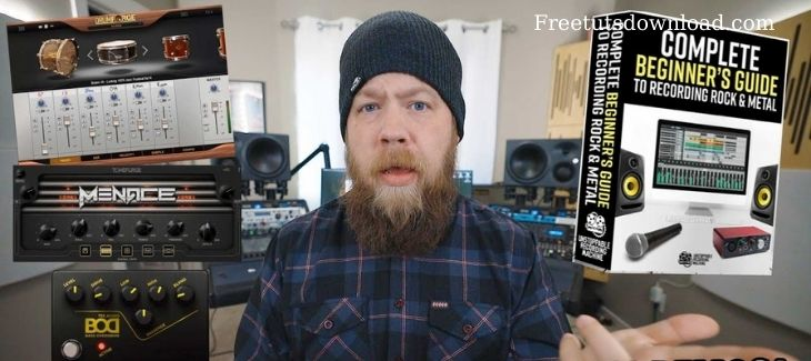 Nail The Mix Complete Beginners Guide to Recording Rock And Metal TUTORiAL