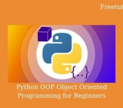 Python OOP Object Oriented Programming for Beginners