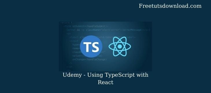 Udemy - Using TypeScript with React