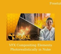 VFX Compositing Elements Photorealistically in Nuke
