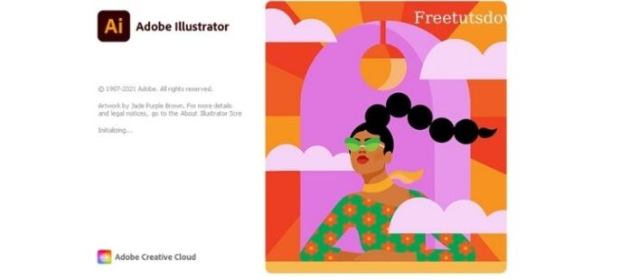 Adobe Illustrator CC 2021 For Windows