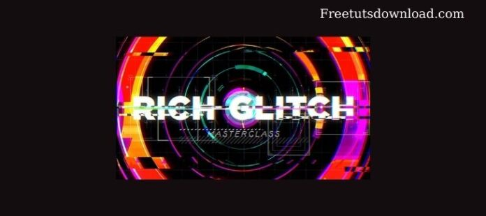Rich Glitch in Adobe After Effects - motiondesignschool