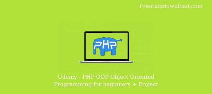 Udemy - PHP OOP Object Oriented Programming for beginners + Project 2020-12