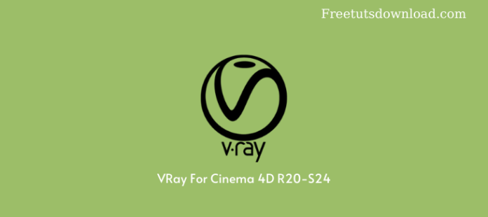 VRay For Cinema 4D R20-S24